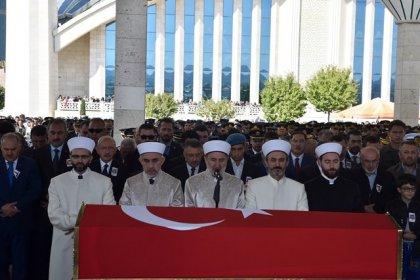 Kılıçdaroğlu şehit Ahmet Topçu'nun cenaze törenine katıldı