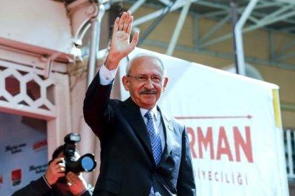 Kılıçdaroğlu, Şişli'nin Mahmut Şevket Paşa Mahallesi'nde halka seslenecek