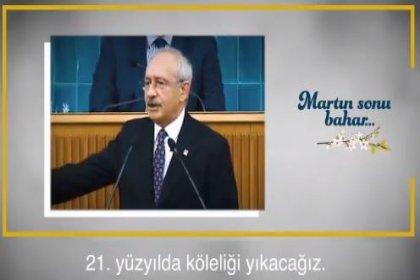 Kılıçdaroğlu: Taşeron işçilerin haklarının takipçisi olacağız