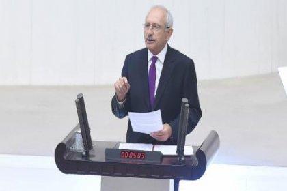 Kılıçdaroğlu TBMM Genel Kurulu'nda konuşacak