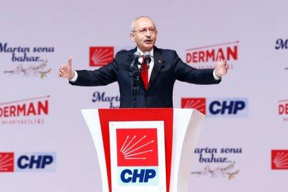 Kılıçdaroğlu: Türkiye'de bir bahar rüzgarı estireceğiz