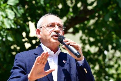Kılıçdaroğlu: Vatanı, fabrikaları parsel parsel satanlar milliyetçi olamazlar