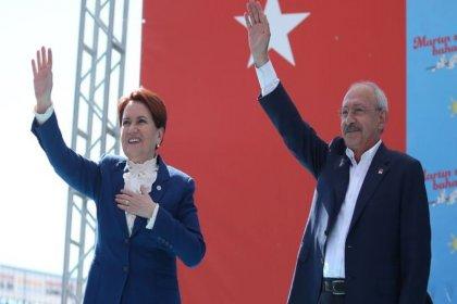 Kılıçdaroğlu ve Akşener Bursa'da ortak miting yapacak