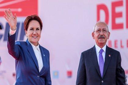 Kılıçdaroğlu ve Akşener Kocaeli'de ortak miting düzenliyor