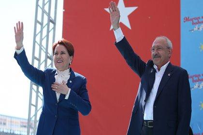 Kılıçdaroğlu ve Akşener Kocaeli'de halkla buluştu