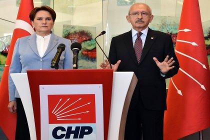 Kılıçdaroğlu ve Akşener'den ortak açıklama
