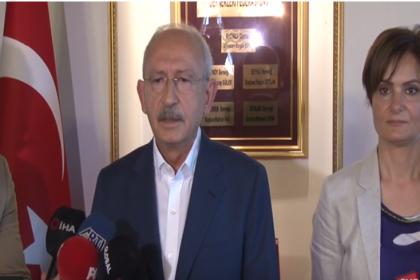 Kılıçdaroğlu: YSK, İstanbul seçimlerini haksız yere iptal ettiğini itiraf etti