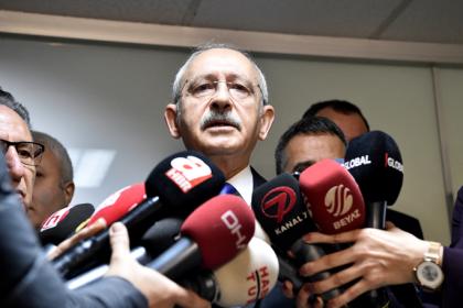 Kılıçdaroğlu: YSK, gerekçeli kararıyla kendisini yok hükmünde saymıştır