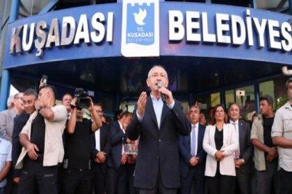Kılıçdaroğlu'na yumurta atan saldırgan serbest bırakıldı