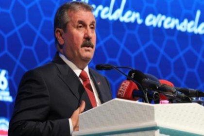 Kılıçdaroğlu'na saldırıya BBP lideri Destici'den tepki