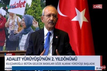Kılıçdaroğlu'ndan Erdoğan'a; 'Karınlarını doyuruyoruz, bize oy vermiyor' denilebilir mi? 82 milyon senin karnını doyuruyor'