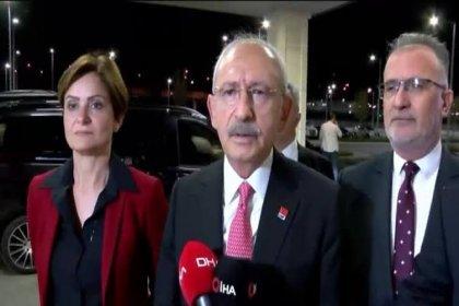Kılıçdaroğlu'ndan 'Şam yönetimiyle görüşme' çağrısı