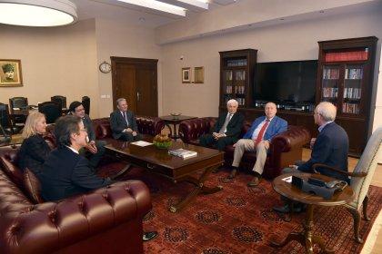 Kılıçdaroğlu,Temiz Seçim Platformu ile bir araya geldi