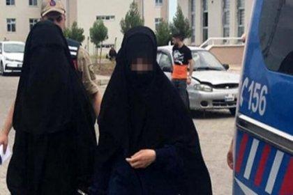 Kırmızı bültenle aranan IŞİD'li 2 kadın, Kilis'te yakalandı