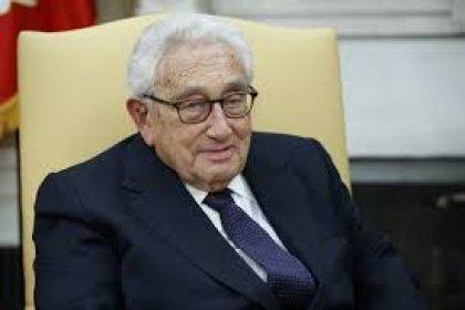 Kissinger: ABD ve Çin anlaşmazlıkları konuşarak çözmeli