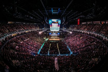 Kızılordu Korosu, 4 konserde 20 bin İstanbulluyla buluştu