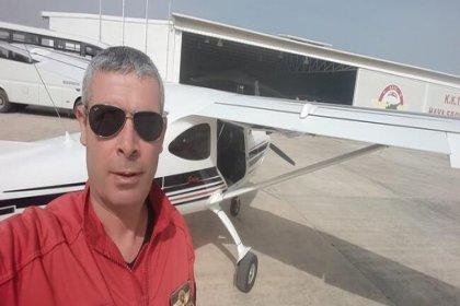 KKTC'de eğitim uçağı düştü: 2 ölü