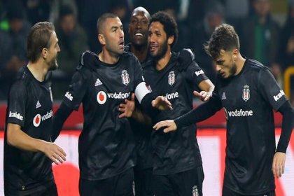 Konyaspor, Beşiktaş'a 1-0 yenildi