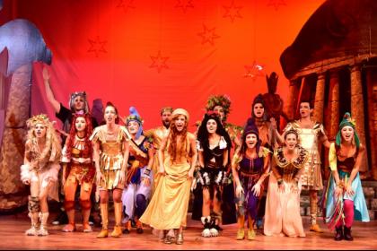 ''Küçük Hanımlar Küçük Beyler Uluslararası Çocuk Tiyatroları Festivali'' 24 Nisan'da başlıyor