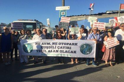 Mahkeme, Kuşdili Çayırı'ndaki otopark projesine izin vermedi