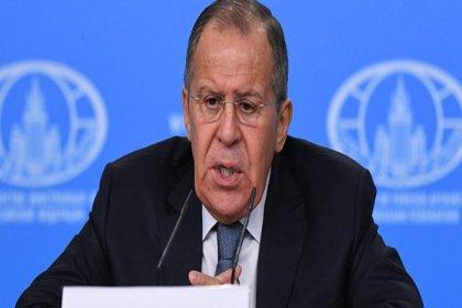 Lavrov: 'ABD'nin amacı Suriye'yi bölmek'