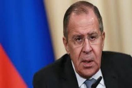 Lavrov: El Nusra, İdlib'deki silahsızlandırılmış bölgede ihlalde bulunuyor