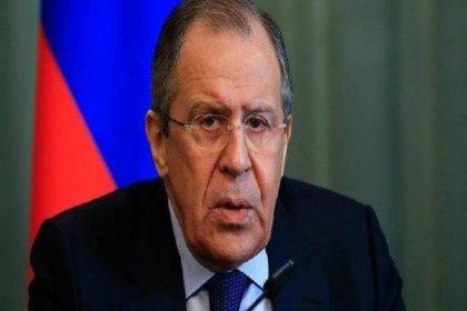 Lavrov: Tavrımız Şam ve Kürtler arası diyalogla çözümden yana