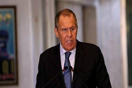 Lavrov: Türkiye'nin Barış Pınarı Harekatı sonlandırılıyor