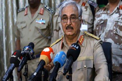 Libya Devlet Yüksek Konseyi: Hafter güçlerinin tehditleri Ankara'ya savaş ilanıdır