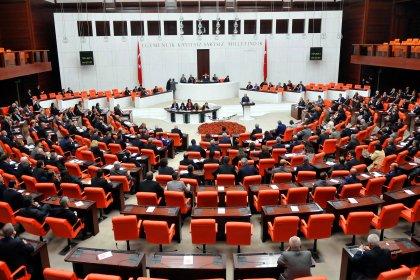 Libya ile Türkiye arasında imzalanan askeri anlaşma Meclis'te