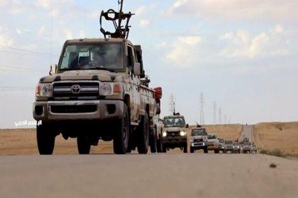 'Libya Ulusal Ordusu, Trablus'un bir kısmını ele geçirdi'