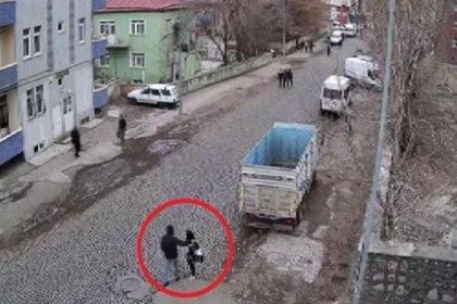 Lise öğrencisini okul önünden minibüsle kaçırmaya çalıştılar