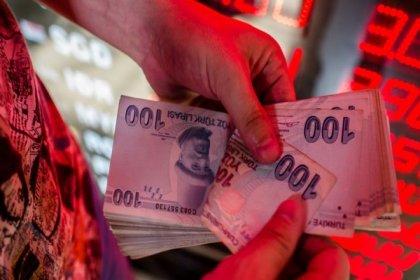 Londra swap piyasasında gecelik Türk Lirası faizi yüzde 350'yi aştı
