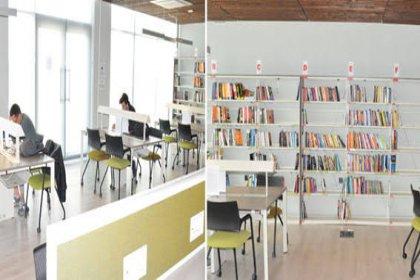 Lüleburgaz Yıldızları Kadın Akademisi Kütüphanesi hizmete açıldı