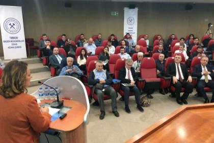 Maden Kanunundaki değişiklikler Adana'da masaya yatırıldı: 'Çukurova, 'Maden Sektörü' ile atağa kalkar'