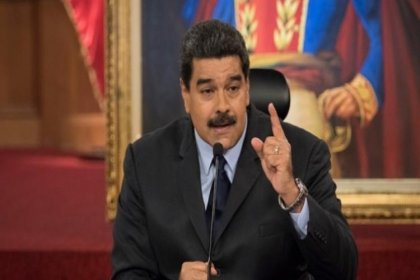 Maduro: Tarihin beni nasıl yazacağı umrumda değil, vatan haini olmayacağım