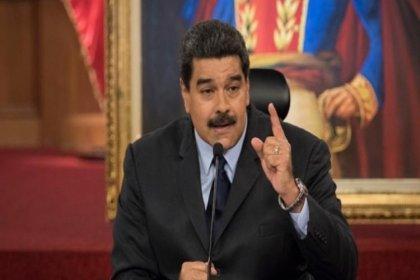 Maduro: Trump'ın savaş nedeni Venezuela'nın petrolüdür