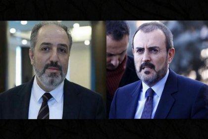 Mahir Ünal ile Mustafa Yeneroğlu arasında istifa tartışması