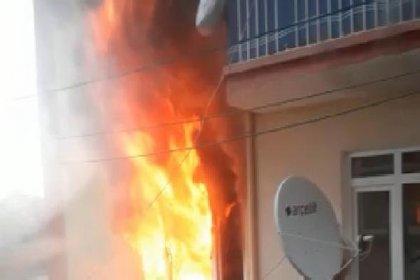 Malatya'da evde doğal gaz patlaması: 1 ölü, 3 yaralı