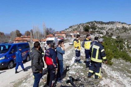 Manisa'da 'uçak düştü' iddiası asılsız çıktı