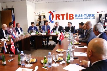 Mansur Yavaş: Ankara'daki işsizlik oranını aşağı çekmek için Türk ve Rus iş adamlarını yatırım yapmaya davet ediyoruz