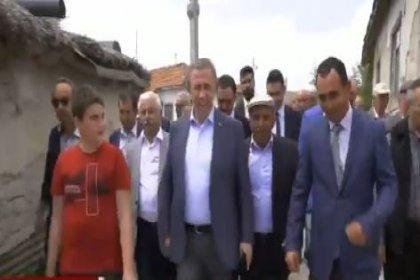 Mansur Yavaş, Ankaralıların yağmur duasına katıldı