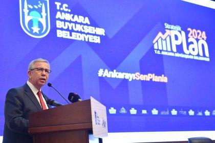 Mansur Yavaş: Ankara'yı aydınlık geleceğe tüm Ankaralılarla beraber taşıyacağız