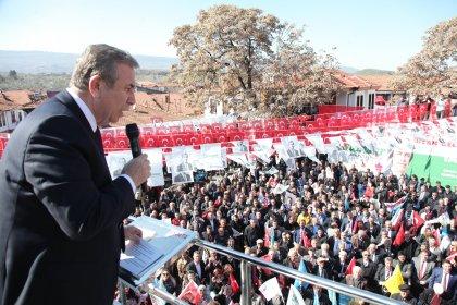 Mansur Yavaş: Bize ne FETÖ bulaşır ne de PKK