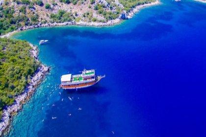 Marmaris'te adalar satışa çıkarıldı: Biri 210, diğeri 115 milyon TL!