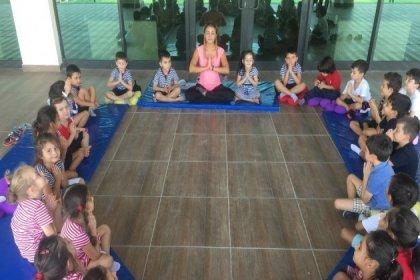 MEB çocuk yogası etkinliğini iptal etti