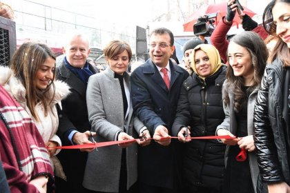 Mehmet Emin Sungur Çocuk Yaşam Kompleksi açıldı