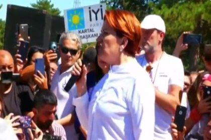 Meral Akşener Kaz Dağları'nda: Bu vicdansızlıktır