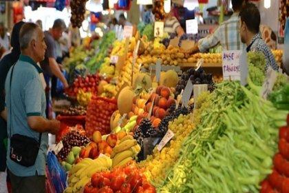 Merkez Bankası: Gıda enflasyonu taze meyve sebze fiyatlarında artışa bağlı olarak yükseldi