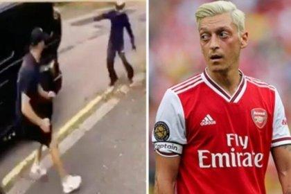 Mesut Özil'e saldırının sebebi belli oldu!